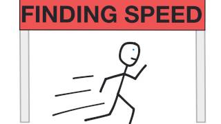 Finding Speed Knowing Distance and Time - Finding speed when you kn...