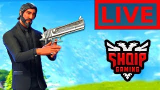 Fortnite SHQIP Live - A Mundemi me Fitu !! - SHQIPGaming