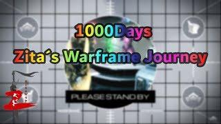 Warframe - From Day 1 to Day 1000, Zita´s Journey