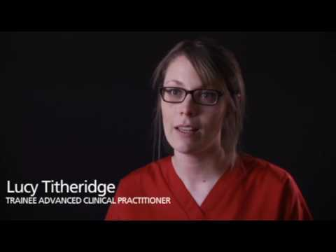 Becoming an Advanced Clinical Practitioner