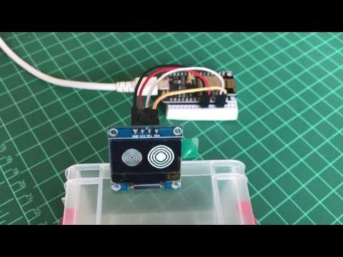 IoT Made Simple: Home Weather Station With NodeMCU and OLED: 6 Steps