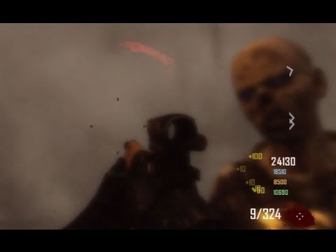 Black Ops 2 Zombies: FAL Pack-A-Punched (Upgraded) - WN