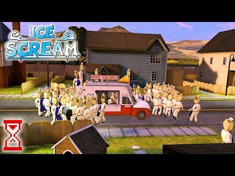 Первое дополнение для Мороженщика | Ice Scream