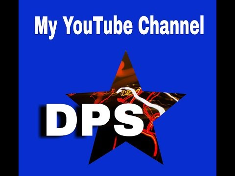 trailer of DPS Star //new youtube channel
