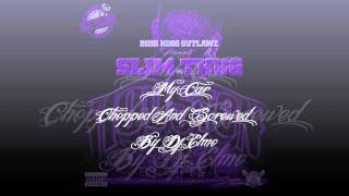 My Car ( Chopped & Screwed ) - Slim Thug Ft. Kirko Bangz & Doughbeezy
