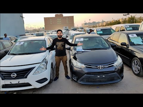 Preowned Cars Auction