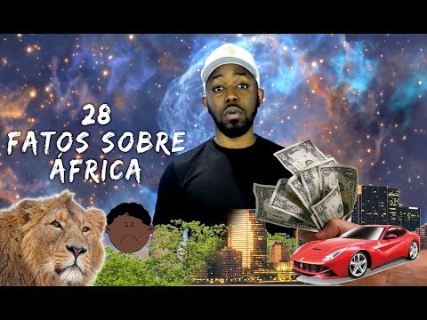 Rap 28 Fatos Sobre África | Look Cem AKA Angolan Chopper