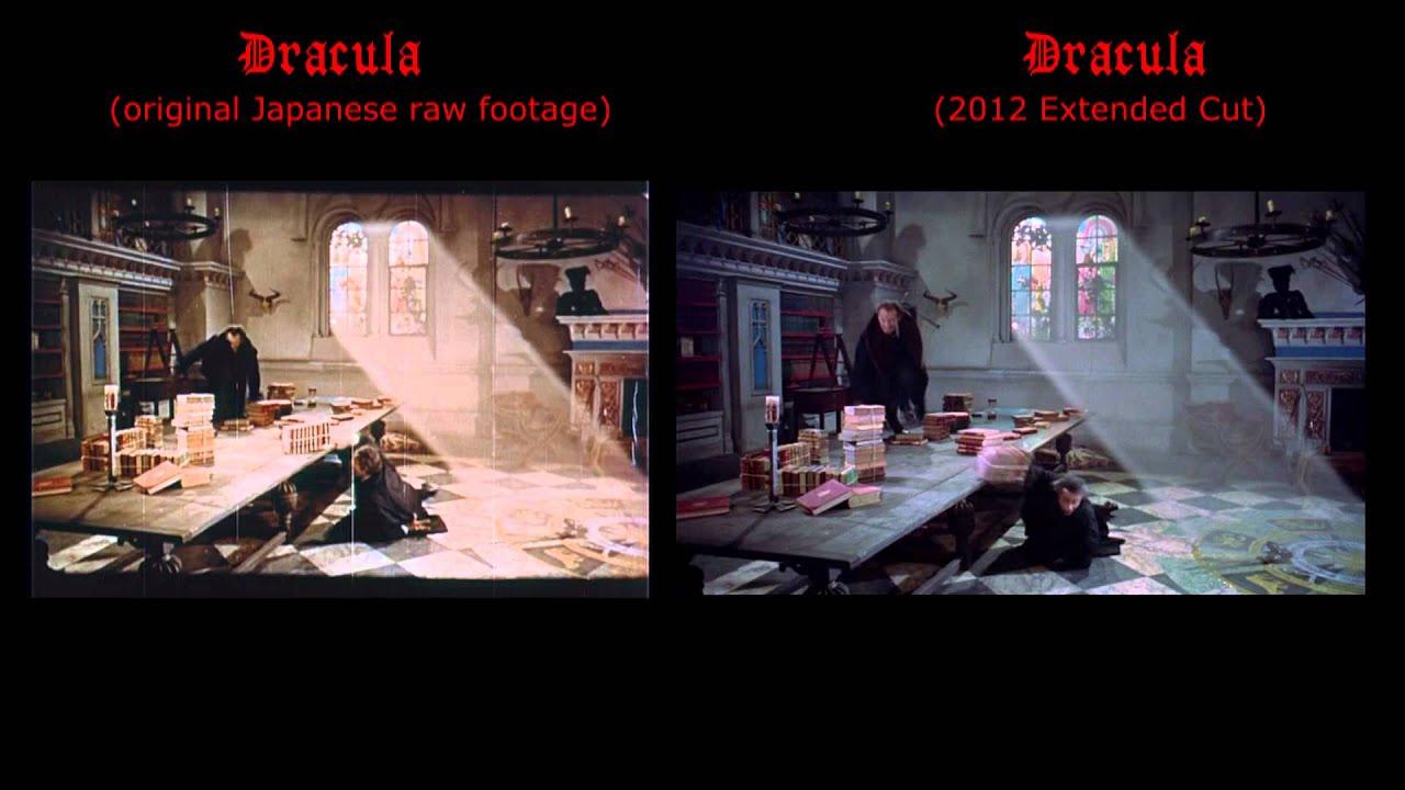 Download Dracula (1958) Finale - Japanese vs UK 2012 Versions