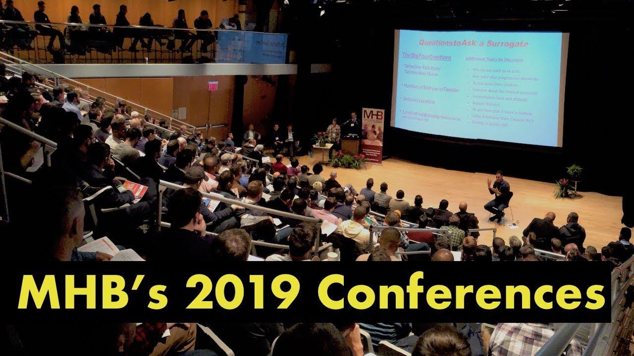 Men Having Babies' surrogacy conferences and workshops for