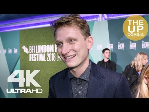 Tom Harper on Wild Rose at London Film Festival premiere