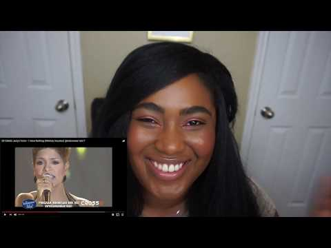 Jaclyn Victor - I Have Nothing Whitney Houston Indonesian Idol 7 REACTION **REQUESTED**