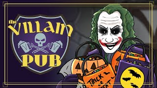 Villain Pub - Trick or Treat