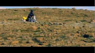 BMW F650 GS  LAVA-Going with the flow Part 3 Touring Iceland
