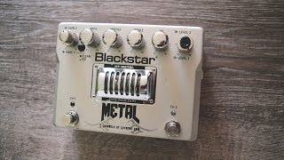 Blackstar HT-METAL In-Depth Review [Bass]