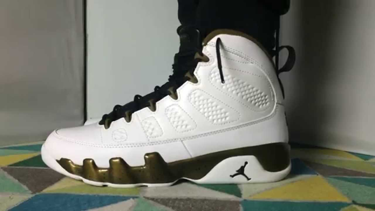 timeless design 4283a 9dcb6 Nike Air Jordan 9 Retro