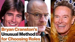 Bryan Cranston's Unusual Method for Choosing His Next Role