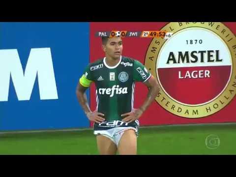 Cleber Machado vai ao delirio com gol do Palmeiras no ÚLTIMO MINUTO