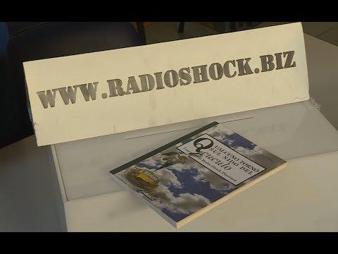 I racconti di Radio Shock presentati a Milano