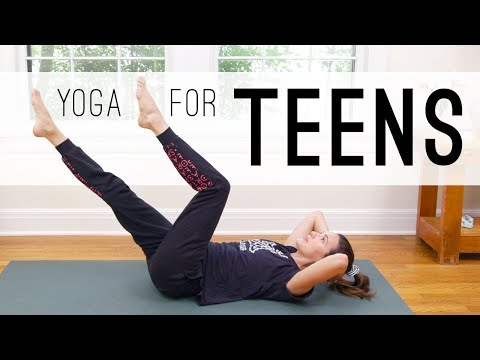 Yoga For Teens Yoga With Adriene Youtube