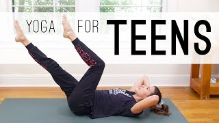 Yoga For Teens  |  Yoga With Adriene