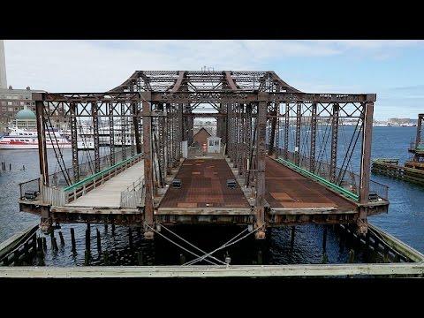 A New Northern Avenue Bridge for Boston