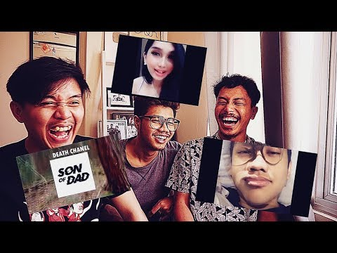 REACT VIDEO LUCU SQUAD OF DAD!! Part 1 thumbnail