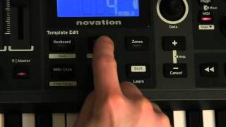 Review of Novation's latest controller keyboard Impulse 61