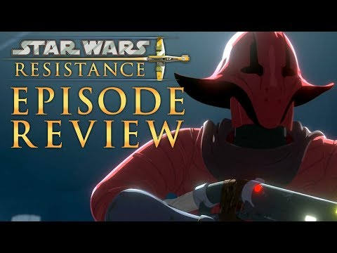 Star Wars Resistance Season 2 - The Mutiny Episode Review