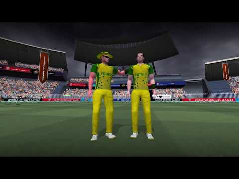 World Cricket Battle - Rain & D/L Method Promo (25-May-2018)