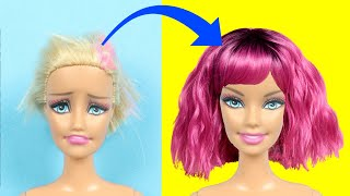 AMAZING PINK BARBIE HACK | Never Too Old For Dolls | Easy DIY Crafts