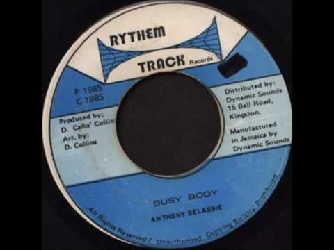 Tony Roach - Entertainer & Anthony Selassie - Busy Body - 7