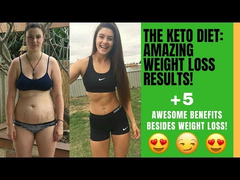 the-keto-diet:-amazing-weight-loss-results-and-these-5-awesome-benefits!