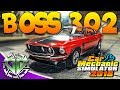 Car Mechanic Simulator 2018 : 1969 Ford Mustang Boss 302! (PC)