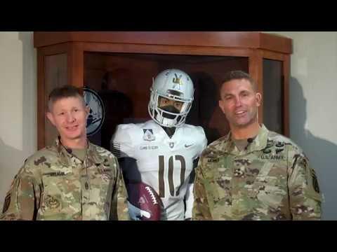 10th Mountain Division Army Vs. Michigan Football Spirit Video