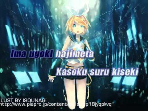【KARAOKE SUB】KOKORO - on vocal