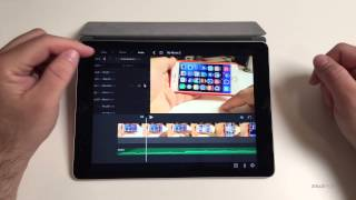 iMovie for iPad and iPhone - Working with Audio
