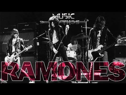 Music Mythos: RAMONES