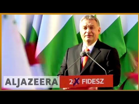 🇭🇺 Viktor Orban predicted to win third term in Hungary elections | Al Jazeera English