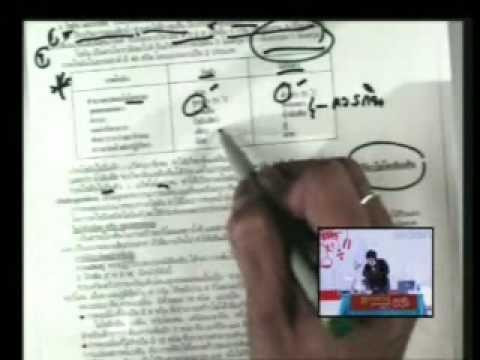 ติววิทยาศาสตร์ o-net ฮามาก  1