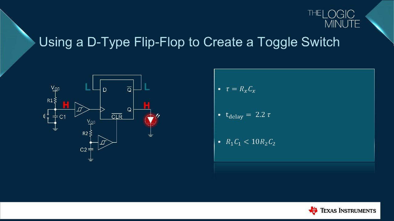 convert a momentary switch to a toggle switch [ 1280 x 720 Pixel ]