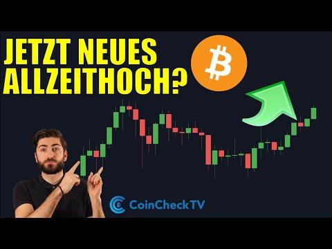 """BITCOIN JETZT auf ALLZEITHOCH? 50.000.000€ BTC von deutschen Behörden """"beschlagnahmt""""!"""