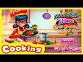 Miraculous Ladybug Real Cooking. Girls cooking games.