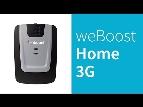 weBoost 473105 Home 3G Cell Phone Signal Booster