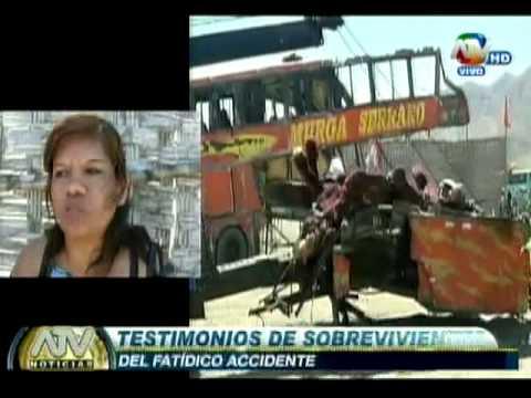 ATV Noticias 23-03-2015 (Programa Completo)