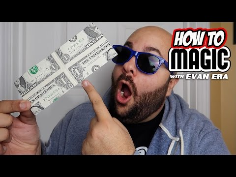 Thumbnail: 10 MAGIC MONEY TRICKS!