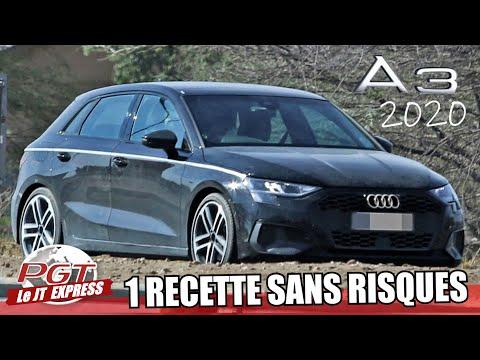 Audi A3 2020 : Même Recette que la Golf 8 ! - PJT Express