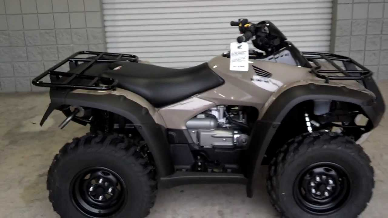 Honda Atv For Sale Near Me >> 2014 Rincon 680 SALE at Honda of Chattanooga TN / TRX680FAE 4x4 ATV IRS Automatic ATV - YouTube