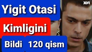 Qora Niyat 120 qism uzbek tilida turk filim кора ният 120 кисм