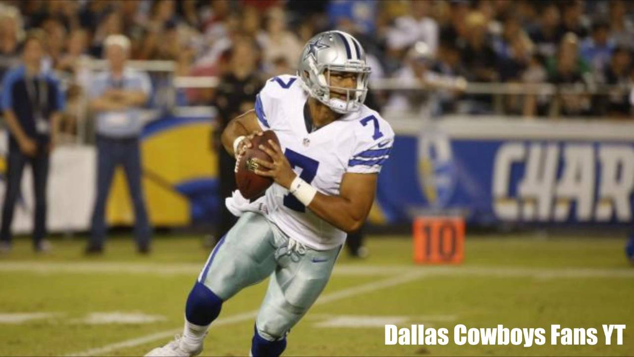 ab7b1e3779f Cowboys Release Jameill Showers,Sign Mark Sanchez; 7 Added To Practice  Squad. Dallas Cowboys Fans
