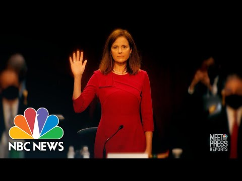 The War For The Court   Meet The Press Reports   NBC News